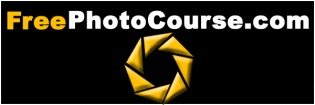 FreePhotoCourse.com logo; visit http://www.FreePhotoCourse.com for online digital photography tips, techniques and free wallpapers..