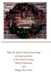 thumbnail of quarter-fold Christmas Card from www.FreePhotoCourse.com; (c) 2010, all rights reserved