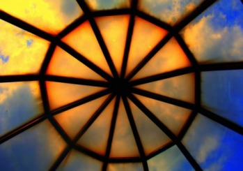 Picture of a Skylight.  Visit www.FreePhotoCourse.com for free pictures, photography tutorials and more!