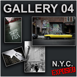 Link to Gallery 4 of www.FreePhotoCourse.com's NYC EXPOSED online photography exhibit