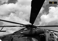 Picture of a USMC Black Hawk Helicopter.  © 2011, FreePhotoCourse.com, all rights reserved.  Free high-res desktop wallpapers and pictures.