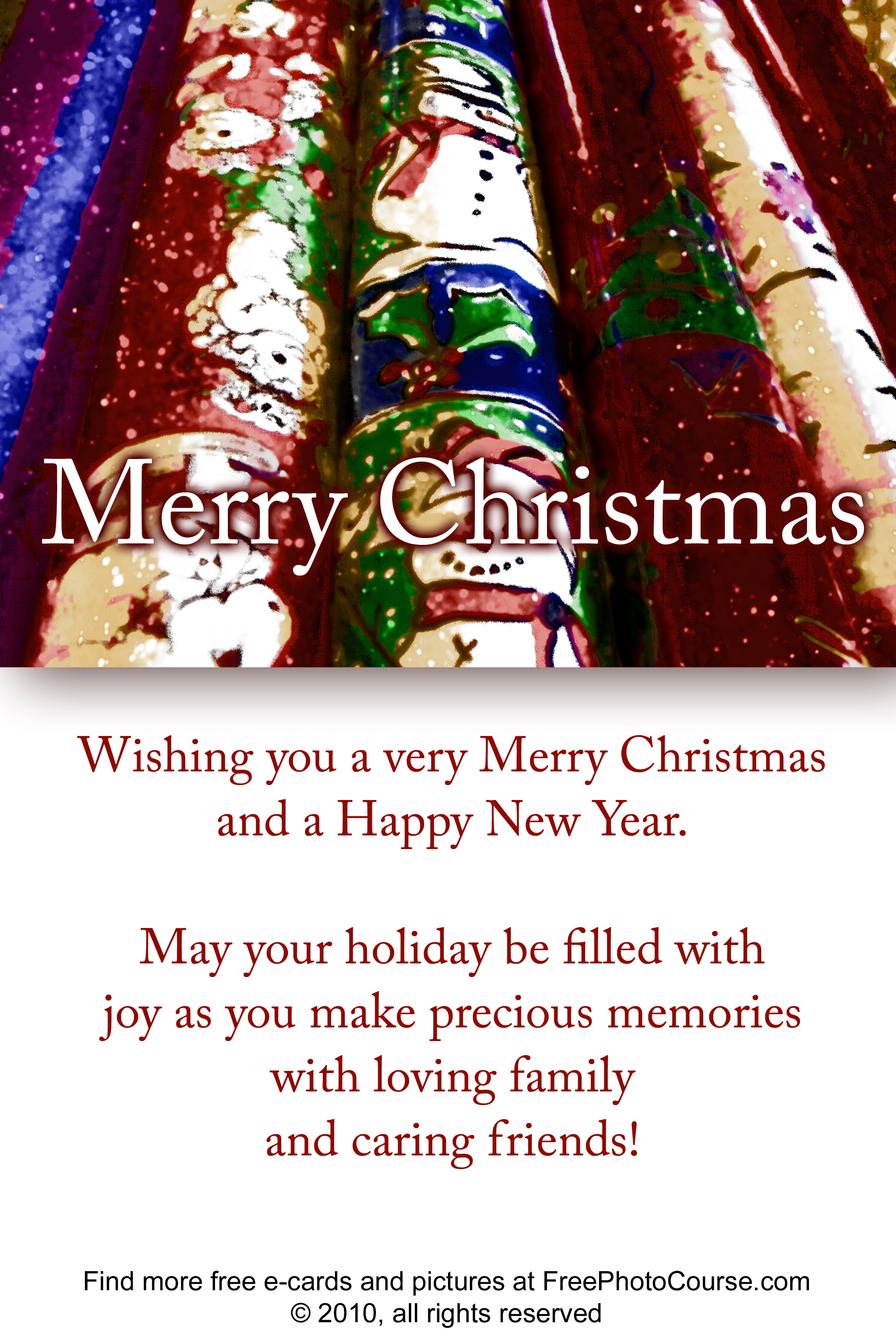 Free christmas and holiday cards and pictures download file kristyandbryce Choice Image