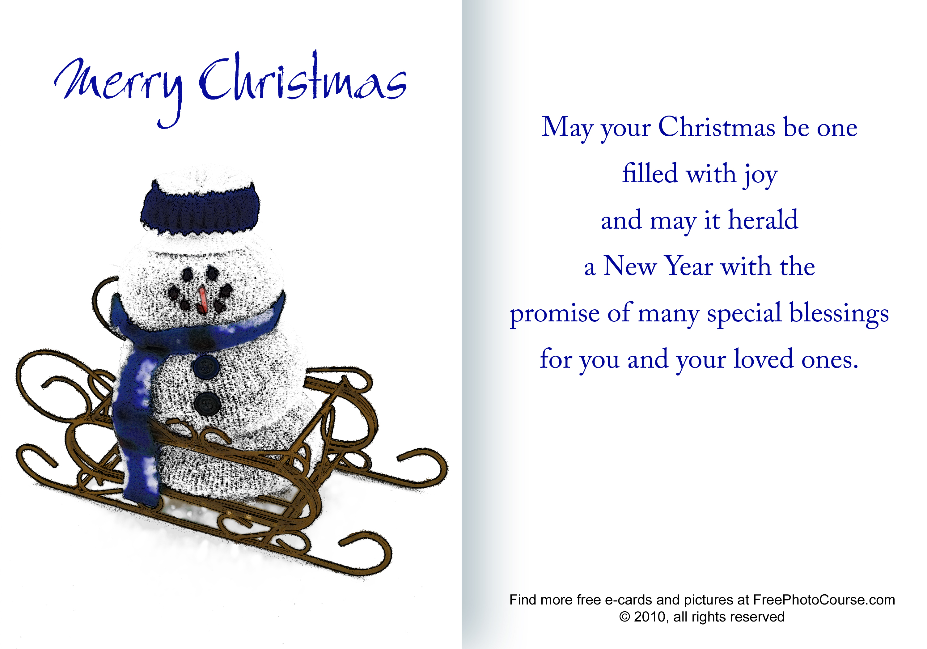 Free christmas and holiday cards and pictures download file kristyandbryce Image collections